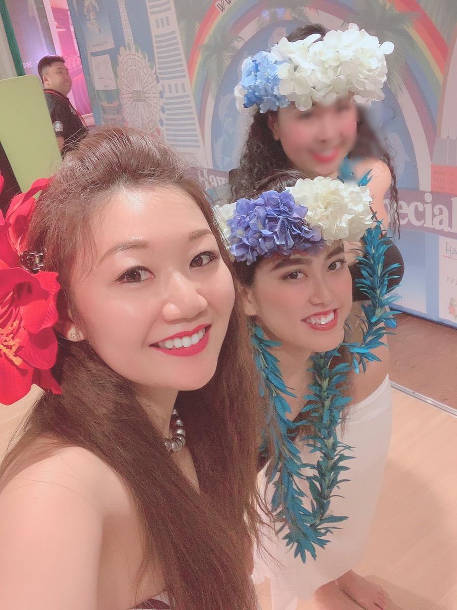 ピュアハワイフェスティバル~横浜ワールドポーターズ~